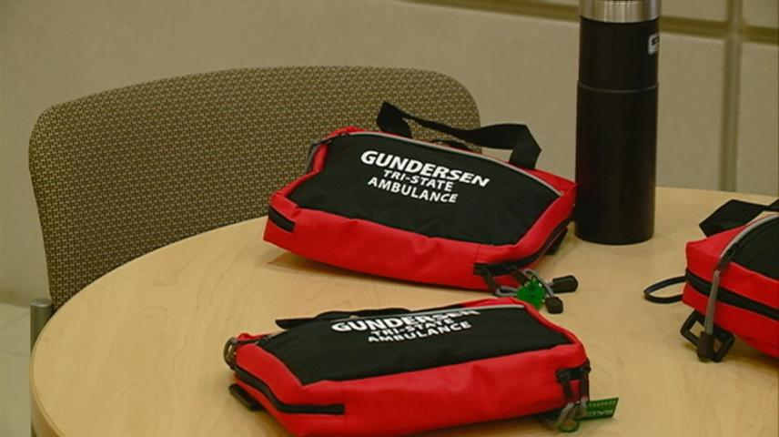 """Local EMT, Gundersen taking """"Stop the Bleed"""" initiative into their own hands"""