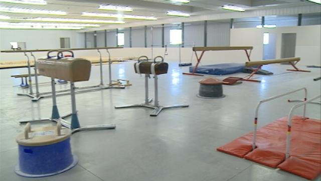 Competitive gymnastics program comes to La Crosse