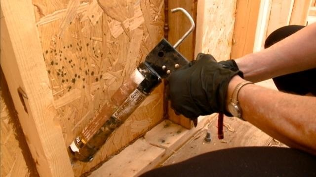 Women build a home in La Crosse