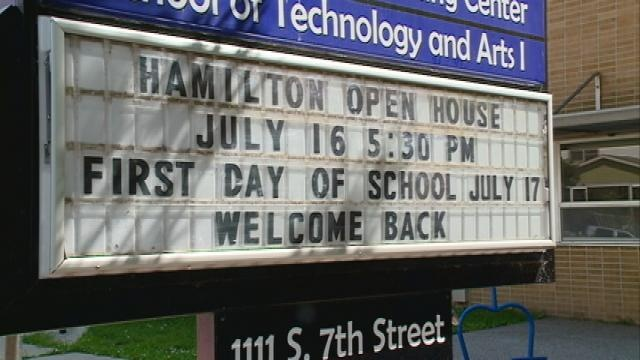 Hamilton Early Learning Center prepares for school year