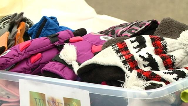 Holiday season warms up for hundreds in La Crosse County