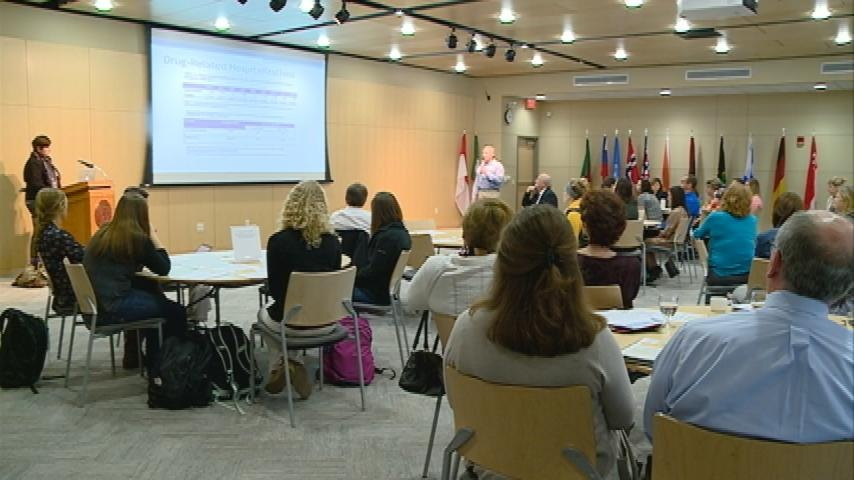 Local health leaders, politicians look for solutions in prescription drug abuse problem