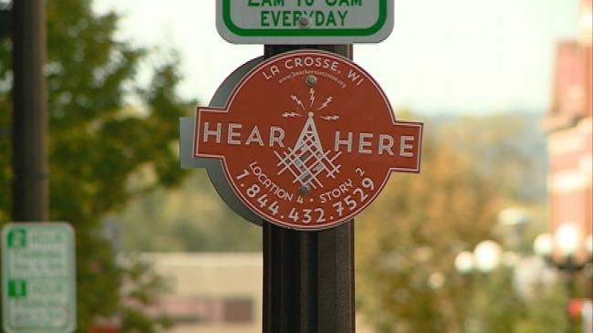 Downtown 'Hear Here' project looks to expand