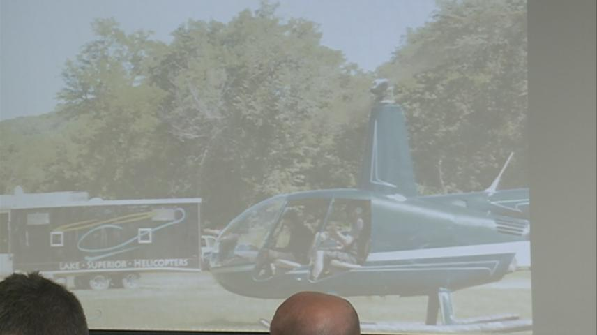 Helicopter rides approved for Riverfest for 2019