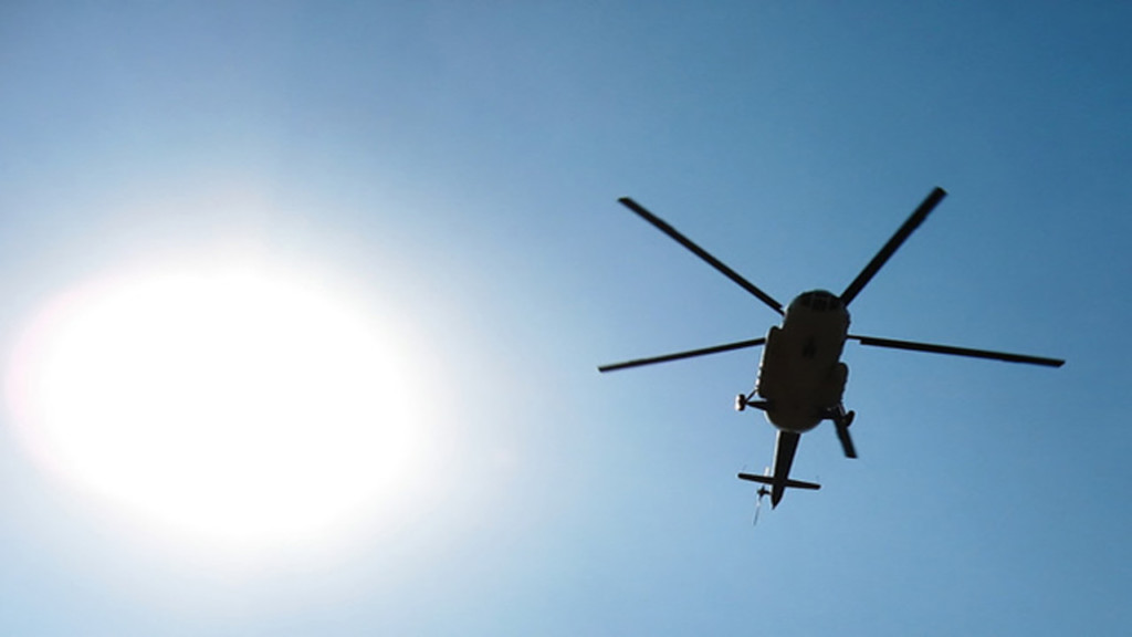 Authorities ID pilot killed in helicopter crash in Wisconsin