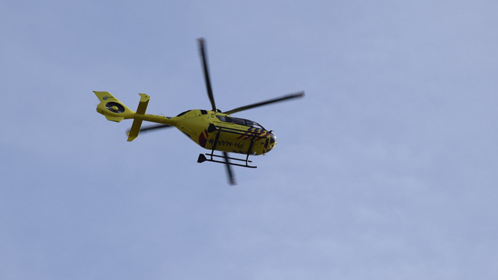Sheriff's office: 3 dead after medical helicopter crashes in northern Wisconsin