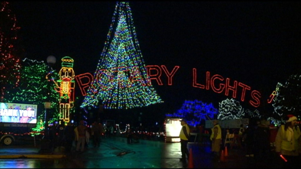 Helicopter rides coming to Rotary Lights in La Crosse