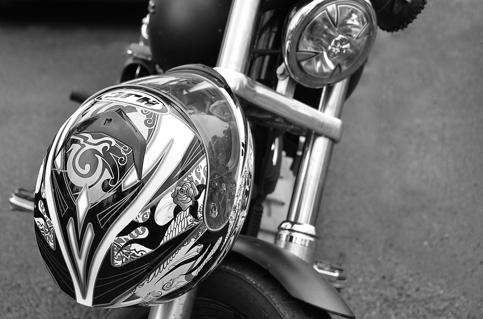 Study: Helmets reduce neck injuries in motorcycle crashes
