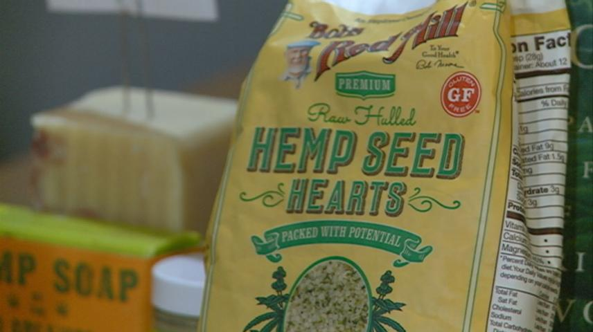 Hemp crops provide opportunity for Wisconsin farmers