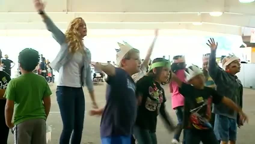 Heritage Program teaches area students about German culture