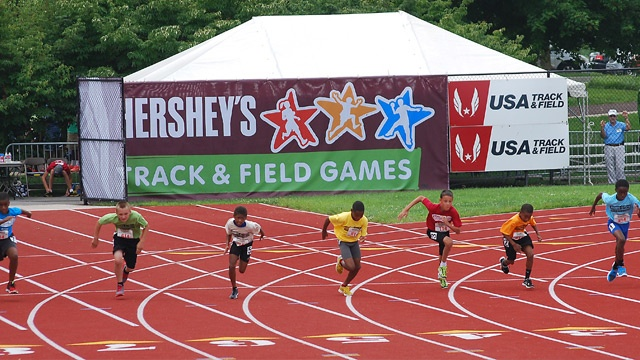 La Crosse athlete competes at national track and field meet