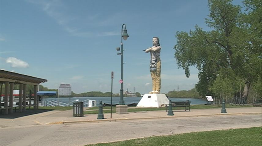 Future of Hiawatha statue still under discussion