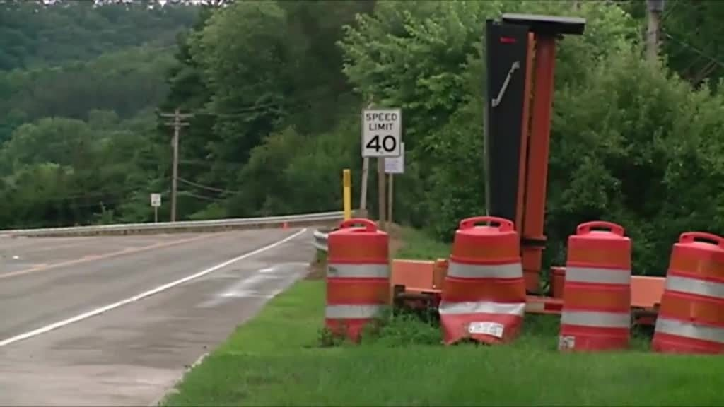 Highway 33 reopens after construction delays