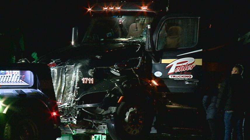Highway 35 crash causes standstill for traffic in Buffalo County