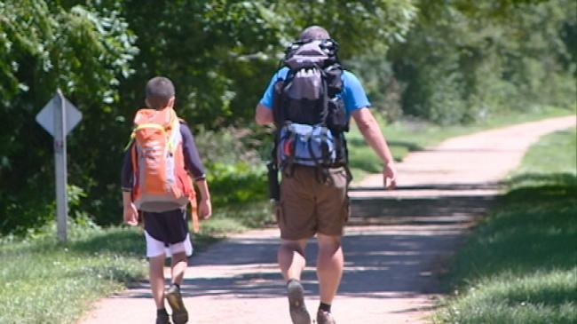 West Salem boy hiking every mile of Wisconsin's Ice Age Trail