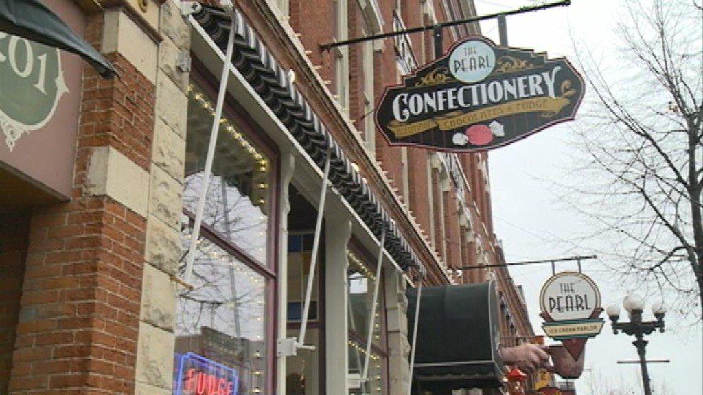 $250,000 has been spent to restore historic downtown La Crosse buildings