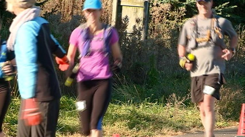 La Crosse's first ultra marathon takes to the bluffs