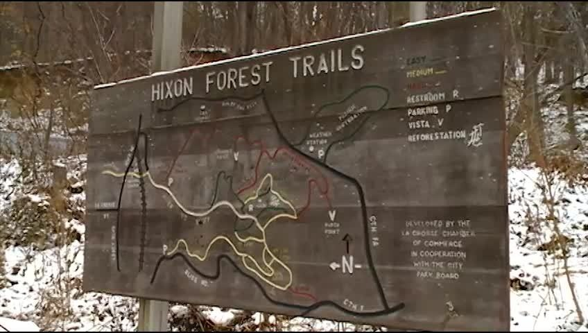 City of La Crosse Hixon Forest Trails temporarily closed