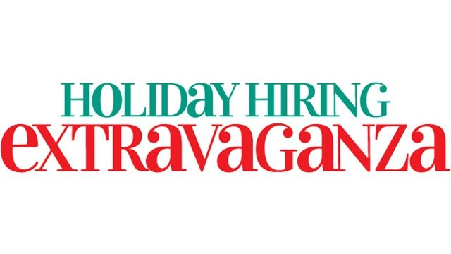 Local stores hiring over 300 employees for holiday season