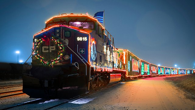 The US Holiday Train will visit La Crosse on December 4