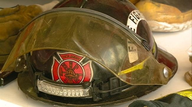 Holmen Fire Department receives grant for new gear