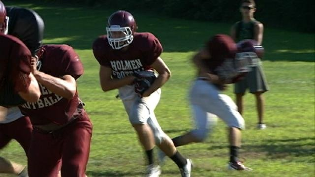 "Holmen going back to the ""old days"""