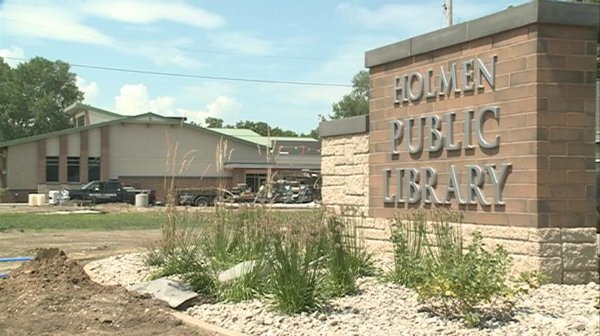 Opening date set for new Holmen Public Library