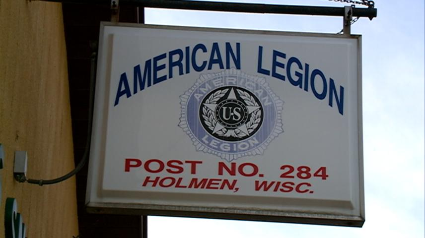 Holmen American Legion receives Home Depot Foundation Grant