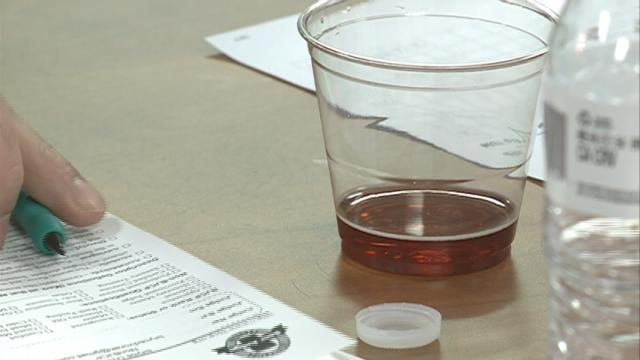 HomeBrew Competition pits local brewers against more than 100 beers from across the U.S.
