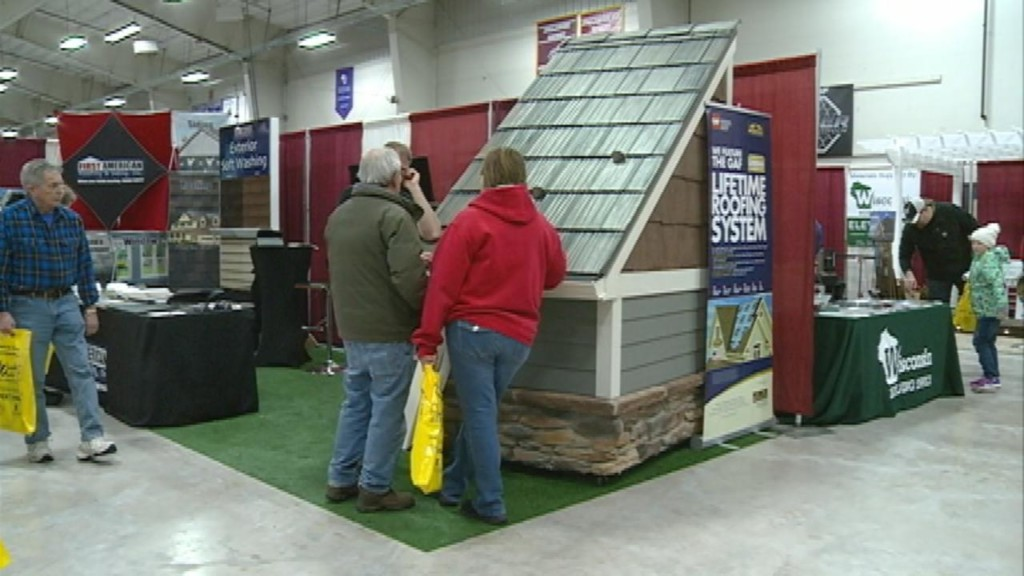 Huge event for local home builders