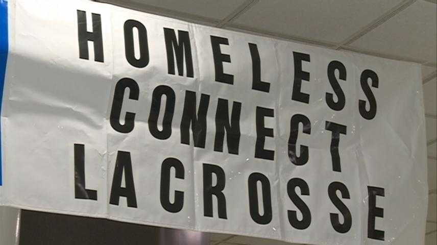 Homeless Connect provides services for people without or at risk of losing their homes