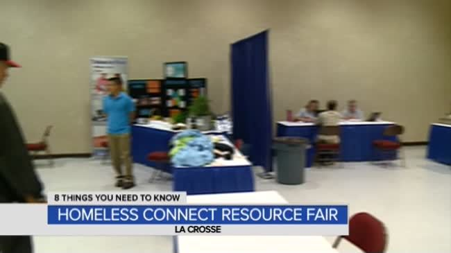 Homeless Connect provides area homeless with resources to find help