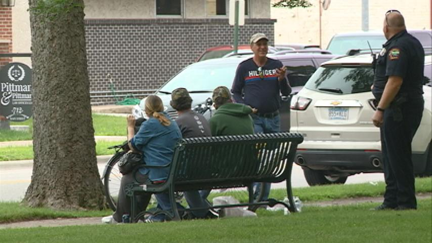 Groups trying to find long term solutions for homeless people in La Crosse parks