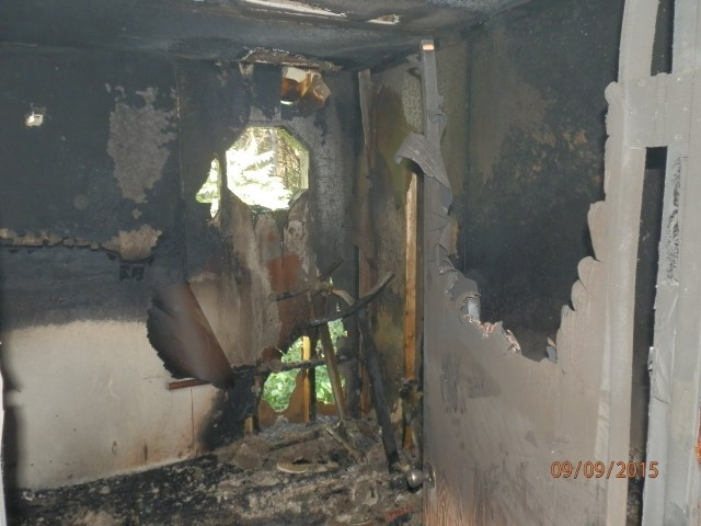 13 dogs, other pets die in Jackson Co. mobile home fire