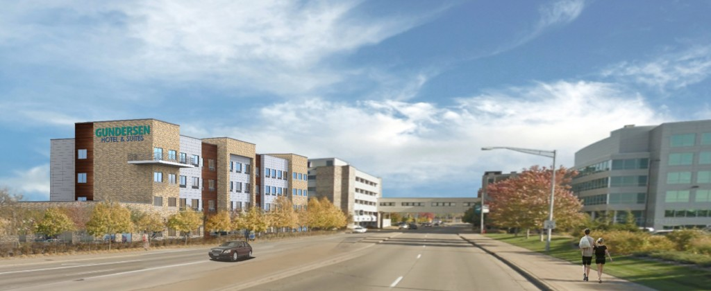 Gundersen Health System presents plan for hotel project