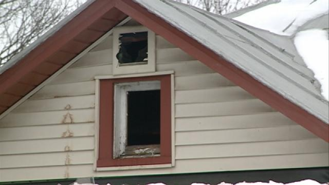No one injured in Saturday morning in kitchen fire