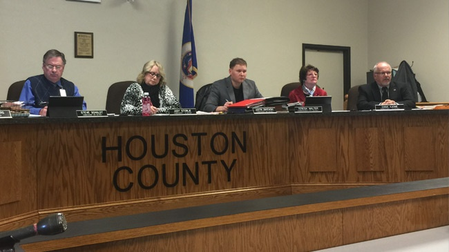 No agreement reached in frac sand mining ordinance