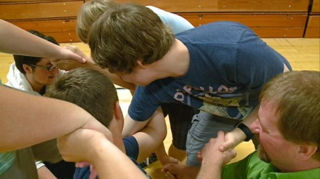 De Soto back to school initiative teaches student important life lessons