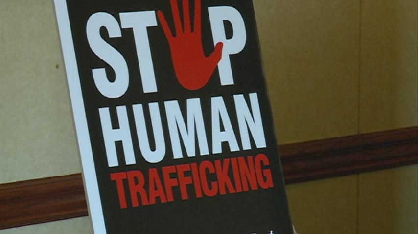 Conference addresses human trafficking