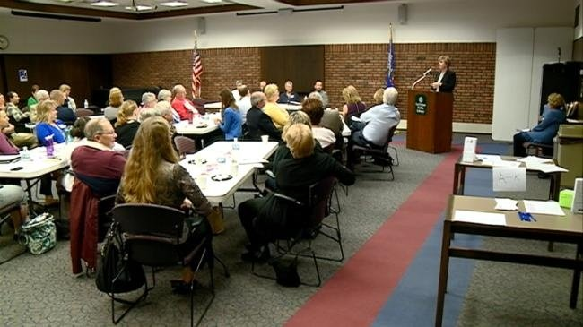Hunger Task Force hosts Hunger Forum