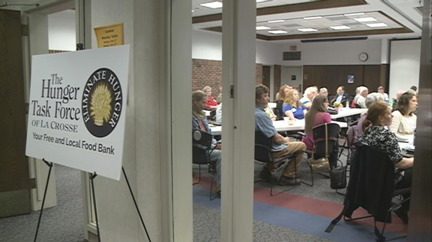 Hunger Forum addresses impact of changing state, federal budgets on local food programs