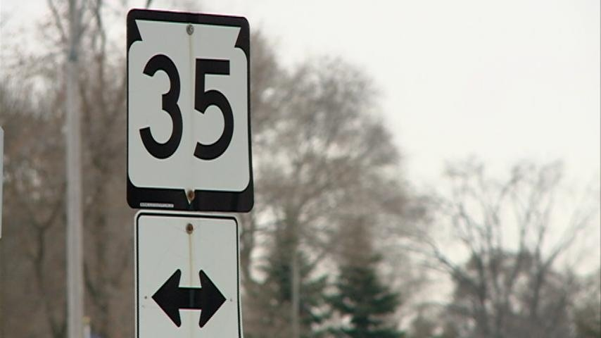 Fatal Hwy. 35 accident sparks need for road improvements