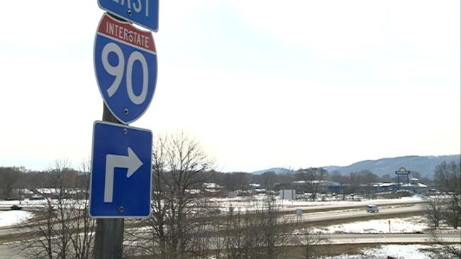 Major road work set to begin on I-90 and Hwy. 53