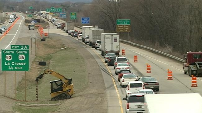 I-90 roadwork to begin in coming weeks, reduced to one lane
