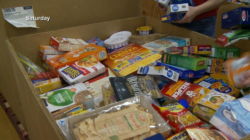 Thousands of donations, meals packed at iFeed drive in La Crosse