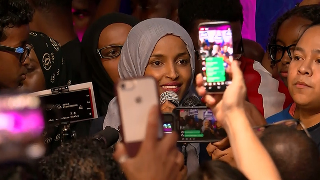 Minnesota lawmaker questions Omar's campaign spending