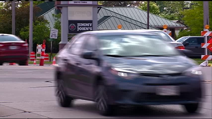 Accidents down on Losey Bvld after speed limit lowered in 2017