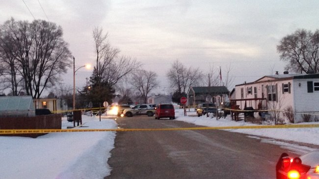 Police: Girl, man dead in Mazomanie shooting