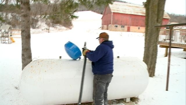 Financial assistance may be available in propane emergency