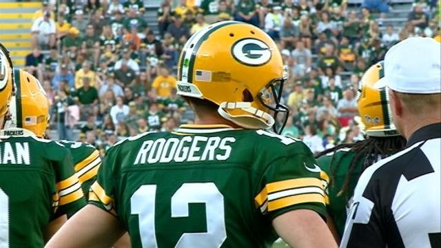 Aaron Rodgers to start against the Bears Sunday